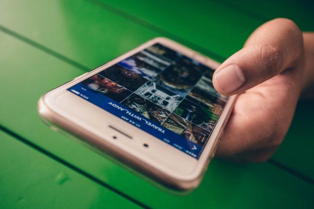 social media stalking