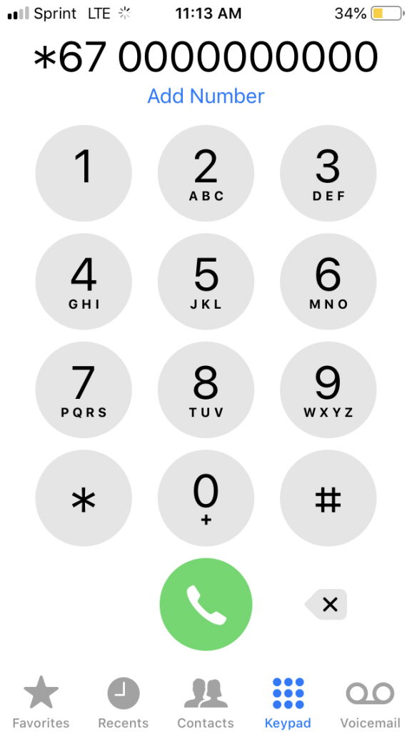 how to block caller id on iphone and android