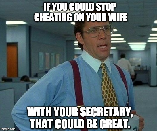 cheating husband memes
