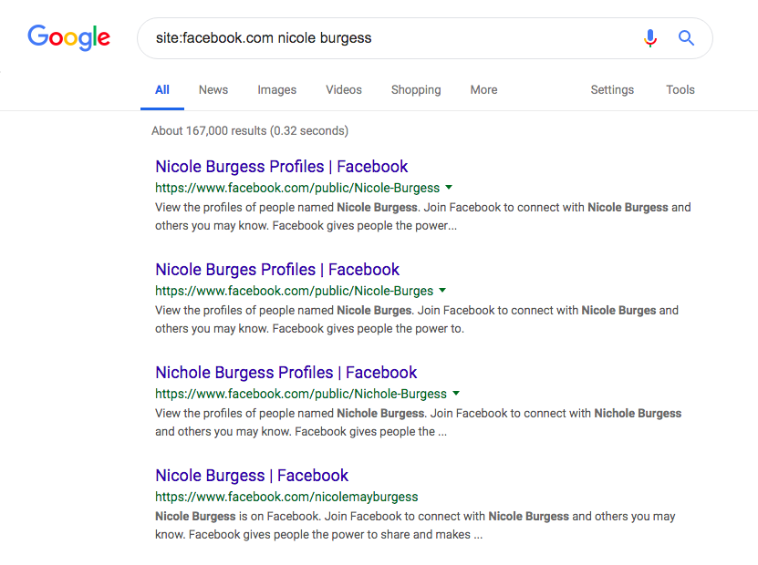 Can You Facebook Search For People Without Logging In