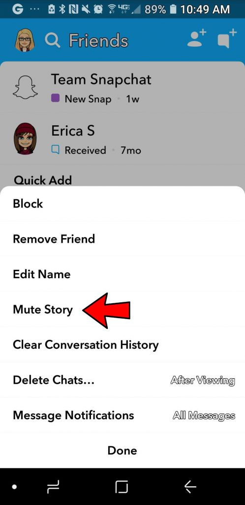 Just Breakup? Avoid Your Ex Using Snapchat Do Not Disturb Mode