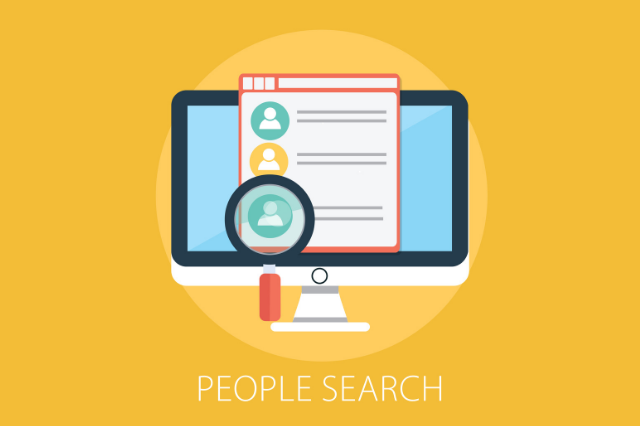 online person search