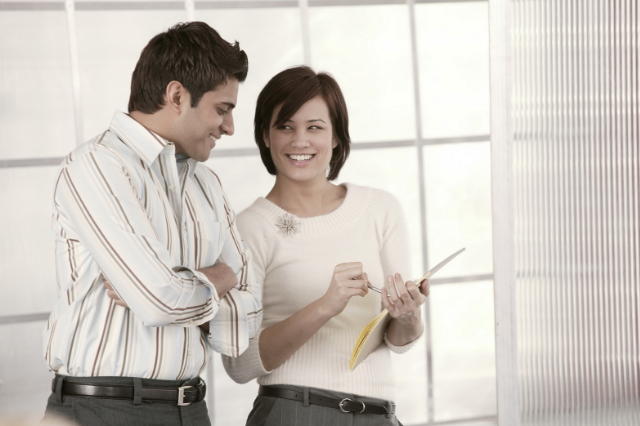 5 Subtle Signs A Coworker Likes You - Kiwi Searches - Kiwi Searches