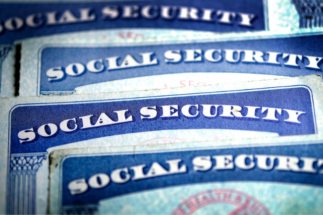find out a persons social security number