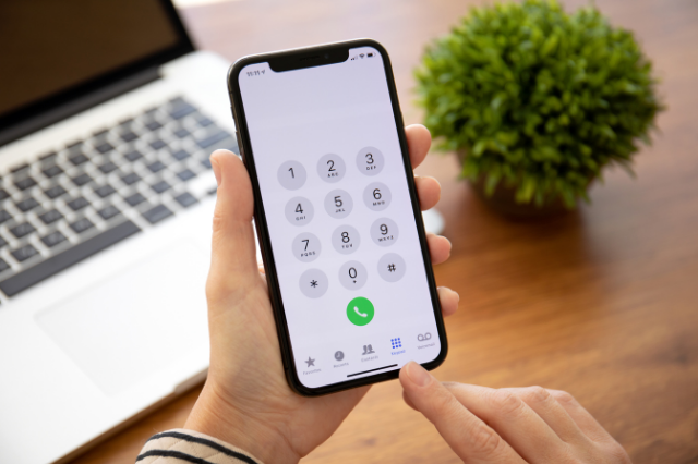 how to change your phone number