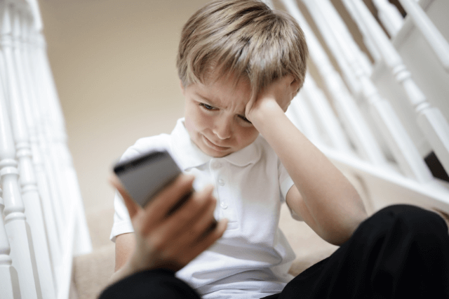 children cyberbullying