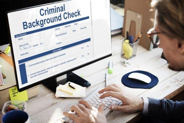 Volunteers criminal check