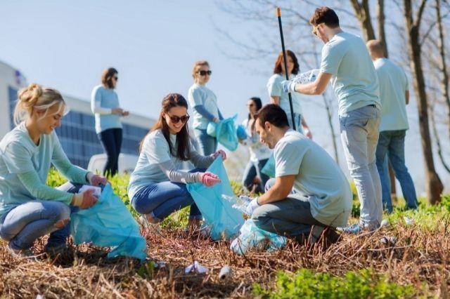 Volunteers screening check