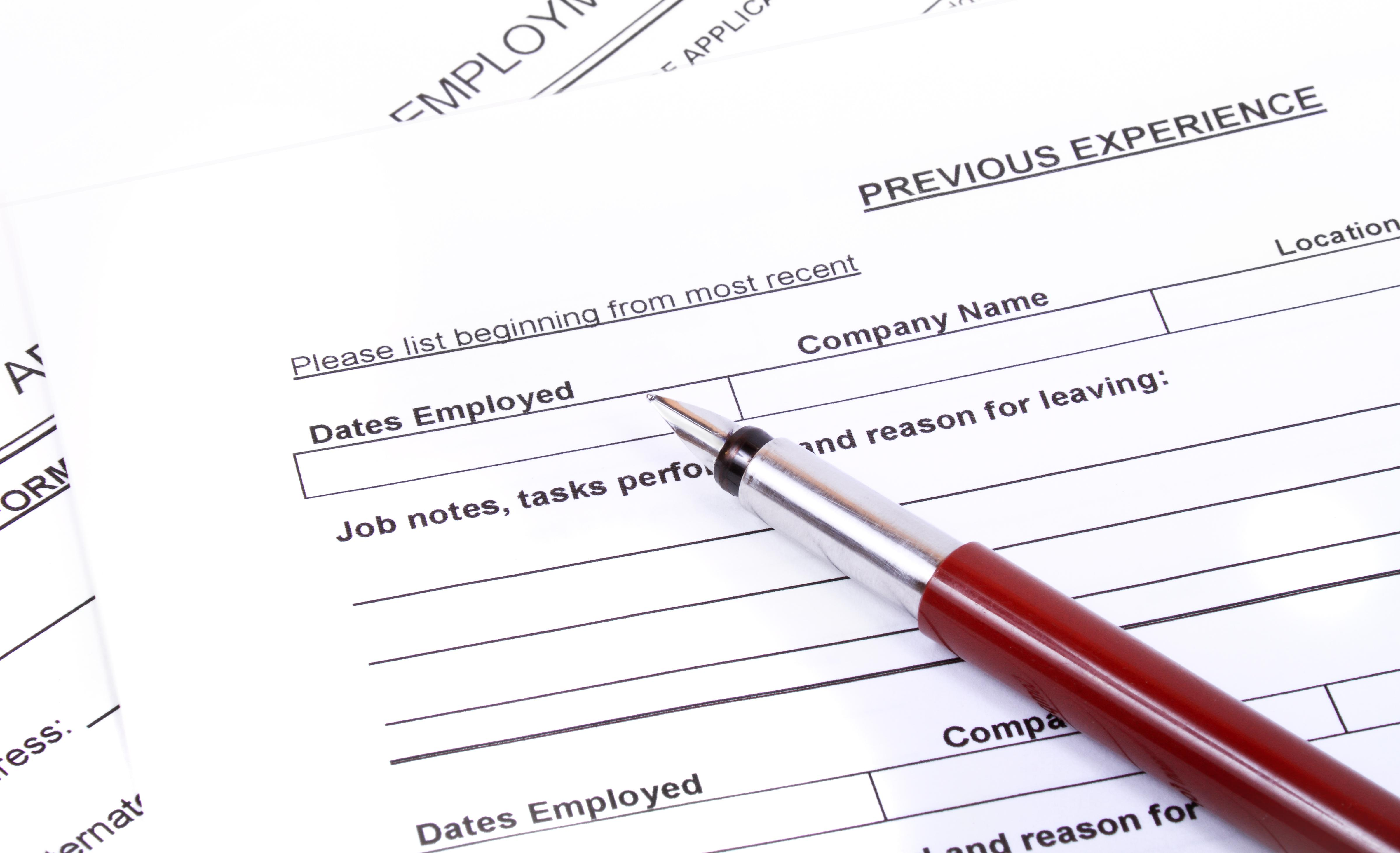 How to to Find your Employment History?